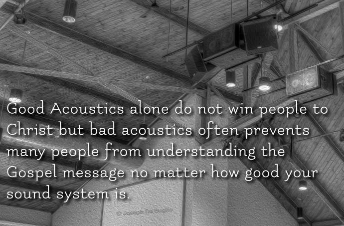 Church Sound Systems « Church Acoustics & Sound Systems